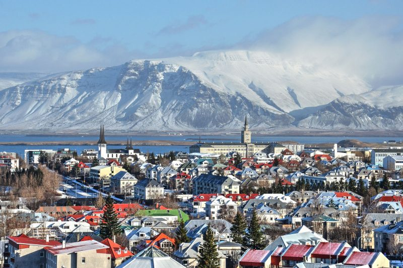 Iceland: Anti-Ageing through Fire and Ice